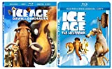 Ice Age 2-Blu-ray Set - Ice Age 2: The Meltdown & Ice Age: Dawn of the Dinosaur 2-Movie Animated Family Fun Bundle Set