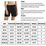 EZRUN Women's Workout Jogger Shorts Lounge