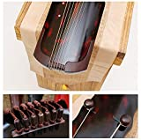 OrientalMusicSanctuary MAESTRO SERIES Recovered FIR Fuxi Guqin Designed for Conservatory and Professional Guqin Schools - Concerto Level Ancient Chinese 7 String zither