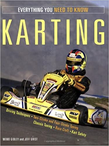 Karting: Everything You Need to Know: Memo Gidley, Jeff