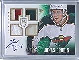 Jonas Brodin #4/25 (Hockey Card) 2013-14 Panini Prime - [Base] - Holo Gold #135