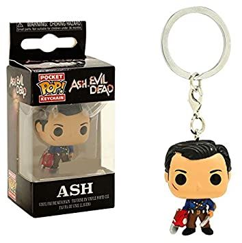 Funko POP! Keychain - Ash vs. Evil Dead - Ash [Exclusive!]