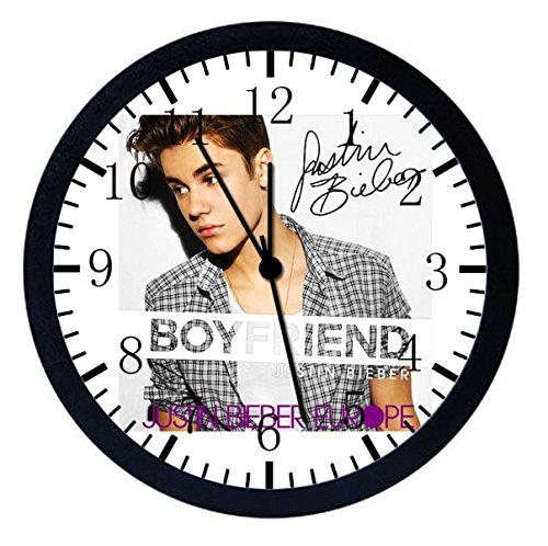 X large Justin Bieber Clock Decor product image