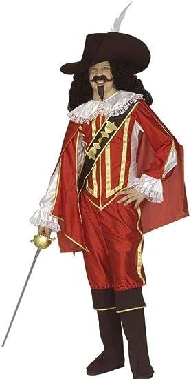 WIDMANN Disfraz Carnaval niño, Niño, Mosquetero * 19830 Serie 3 ...