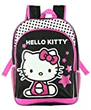Hello Kitty Emo Glitter Backpack, Bags Central