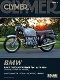 BMW R50/5 through R100GS PD 1970-1996 (Clymer Motorcycle Repair)