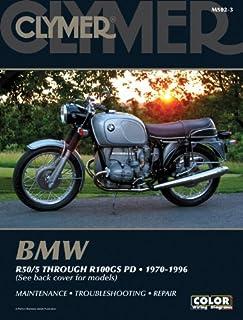 amazon com clymer repair manual for bmw r series 70 96 automotive rh amazon com clymer manuals bmw motorcycles clymer manual bmw r1200rt
