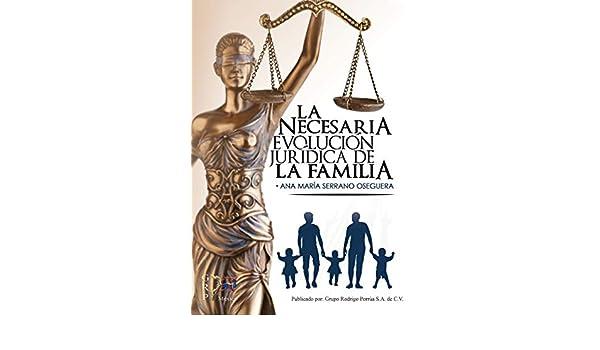 La necesaria evolución jurídica de la familia eBook: Ana ...