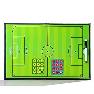 Tablero magnético de fútbol / entrenador de fútbol Tablero ...