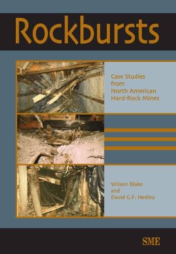 Rockbursts: Case Studies from North American Hard-Rock Mines - Rock Case Studies