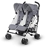 Review of UPPAbaby G-Link Stroller, Pascal Grey/Silver