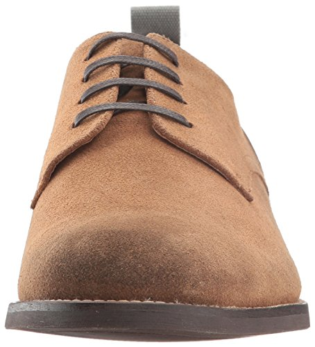 Rush By Gordon Rush Mens Lindon Oxford Tan Suede