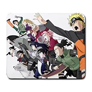 Naruto Shippuden Anime Funny & Cute Rectangle Mouse Pad Joie 227