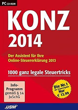 konz steuer 2013