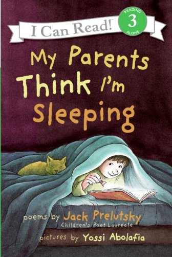 My Parents Think I'm Sleeping (I Can Read Level 3) -
