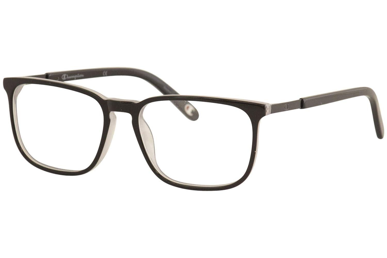 CHAMPION Eyeglasses 2023 C01 Black//Clear
