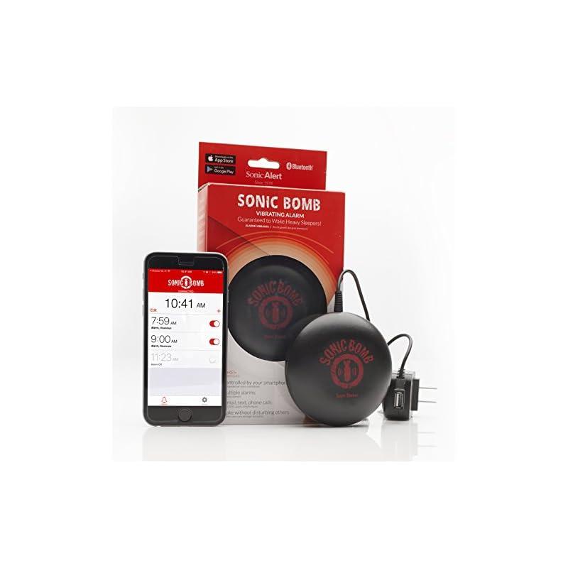 Sonic Bomb Bluetooth Portable Super Bed