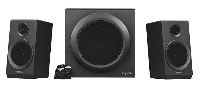 Logitech Z333 Multimedia Speakers - Black-Best-Popular-Product