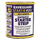 HENRY/MONSEY AA936 Eave Guard Start-R-Rollself-Adhesive