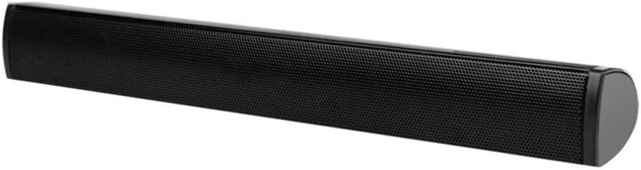 Docooler Mini USB Lautsprecher Laptop Subwoofer Estéreo Barra de Sonido Altavoz para Noteook PC Computadora TV