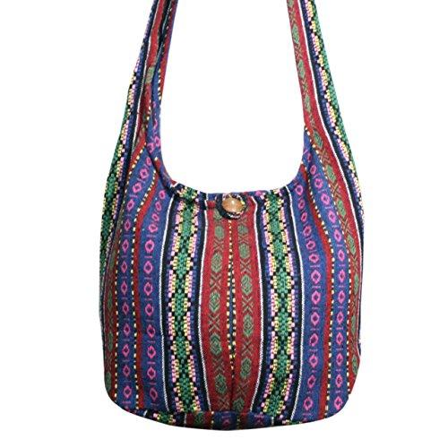 Bohemian Crossbody Bags Messenger Bags Purses Hb107 Hippie Tonka Boho Shoulder Hb94 Hobo Sling xqBw4UX