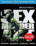 Sex Murder Art: The Films Of Jorg Buttgereit [4 Blu-rays / 2 CDs]