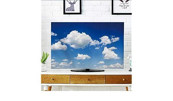 Philiphome Protect Your TV Blue Sky con Cierre de Nube para ...
