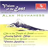 Hovhaness: Visions of the East