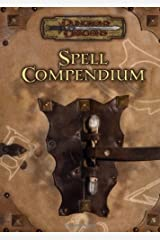 Spell Compendium (Dungeons & Dragons d20 3.5 Fantasy Roleplaying) Hardcover