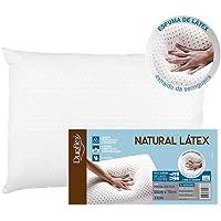 Travesseiro Natural, Duoflex, Branco, Espuma 100% Látex