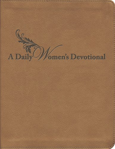 A Daily Women's Devotional (Navpress Devotional Readers)