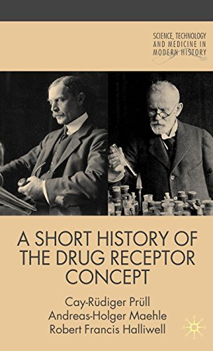 A Short History of the Drug Receptor Concept (Science, Technology and Medicine in Modern History)