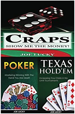 Craps Poker Texas Holdem By Lucky Joe Amazon Ae