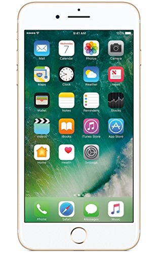 Apple iPhone 7 Plus, 32GB, Gold – For AT&T (Renewed)