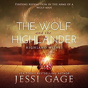 The Wolf and the Highlander Audiobook