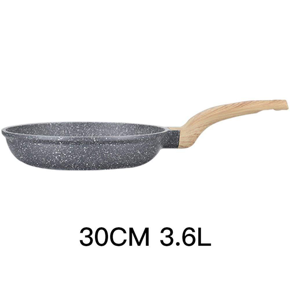 FIXD [0A56 Hogar Wok/Olla de Cocina, sartenes Maifan Stone ...