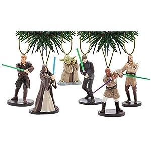 Disney's Star Wars Jedi Ornament Set of 6 79