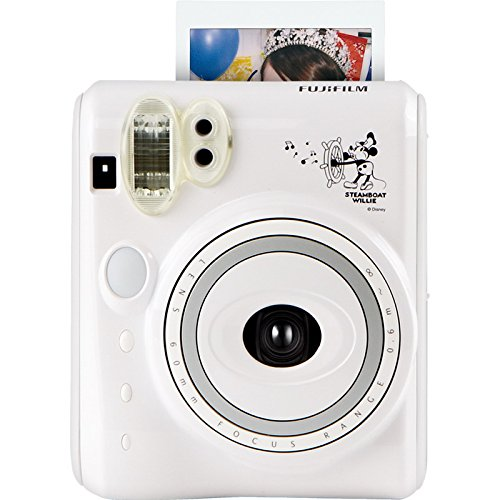FUJIFILMインスタントカメラチェキinstaxmini50SミッキーマウスINSMINI50SWTMICKEY