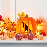 simpdecor Artificial Pumpkins Set Fake Lifelike