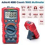 AstroAI Digital Multimeter & Test Leads Bundle