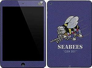 Skinit US Navy iPad Mini 4 Skin - Seabees Can Do | Military Skin by Skinit