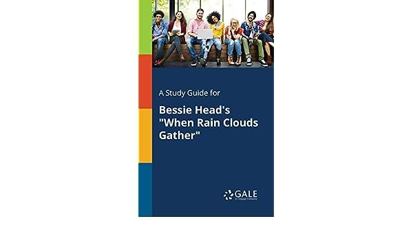Head pdf when by bessie rain gather clouds