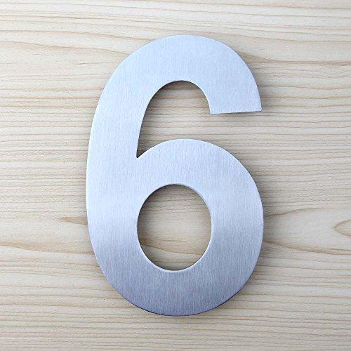 address numbers modern - 8