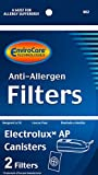 EnviroCare Replacement After Filters for Electrolux AP Aerus Canister Vacuum Cleaners 2 Pack