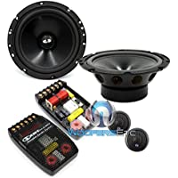 CL-61A.2-25 PRO - CDT Audio Classic 2-Ohm 6.5 2-Way Component Speakers