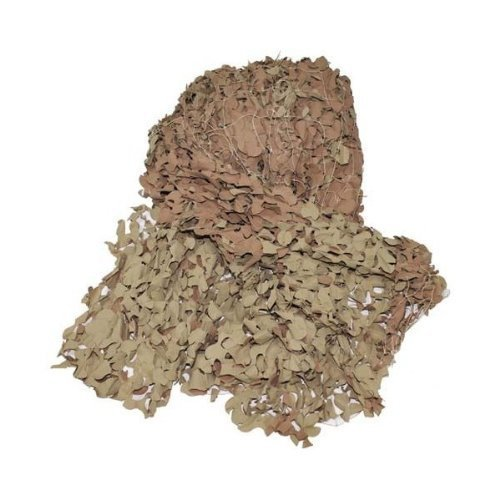 24ft x 24ft Genuine Army Desert Camouflage Netting - Military Camo Net, 576 sq.ft by Camonetz (Image #1)