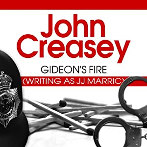 Gideon's Fire Audiobook
