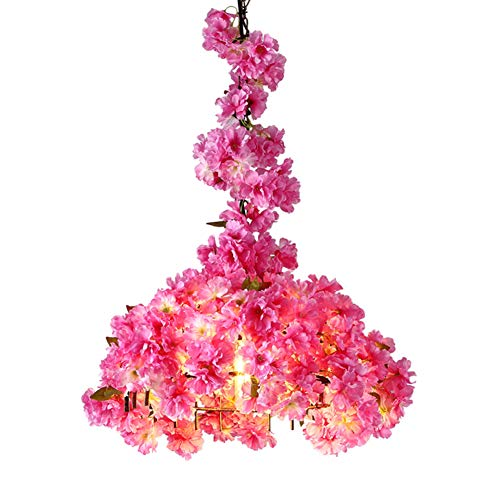 Living Flower Ball Pendant Light Shade Clear in US - 3