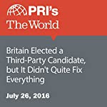 Britain Elected a Third-Party Candidate, but It Didn't Quite Fix Everything | Leo Hornak