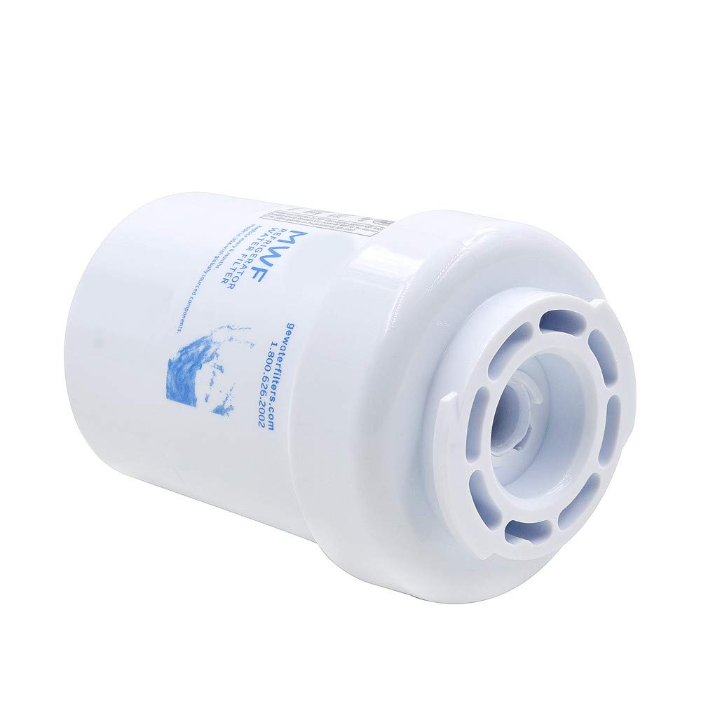 2 Pack MWFA GWFA,Kenmore 9991 MWF Water Filter For GE Refrigerator GWF MWFP Compatible with EL-MWF-S MWF 469991 Premium